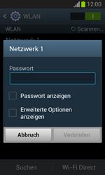 Samsung Galaxy Trend Lite - WiFi - WiFi-Konfiguration - Schritt 7