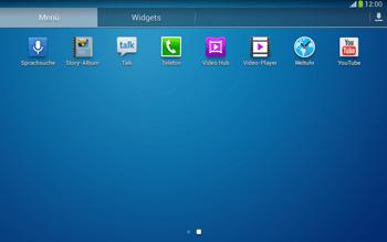 Samsung Galaxy Tab 3 10-1 LTE - Anrufe - Anrufe blockieren - 3 / 14