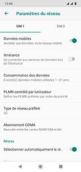 Xiaomi Mi A2 Lite - Réseau - Activer 4G/LTE - Étape 8