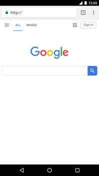 Huawei Nexus 6P - Android Oreo - Internet - Internet browsing - Step 11