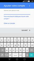 Huawei Nova - E-mails - Ajouter ou modifier votre compte Gmail - Étape 9