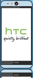 HTC desire-eye