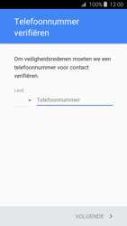 Samsung J320 Galaxy J3 (2016) - Applicaties - Account instellen - Stap 7