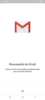 Samsung Galaxy A42 5G - E-mails - Ajouter ou modifier votre compte Gmail - Étape 5