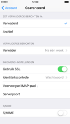 Apple iPhone 6s iOS 10 - E-mail - e-mail instellen: IMAP (aanbevolen) - Stap 25