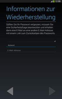 Samsung T315 Galaxy Tab 3 8-0 LTE - Apps - Konto anlegen und einrichten - Schritt 14