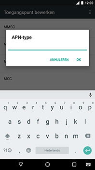 Android One GM5Plus DS - Internet - buitenland - Stap 16
