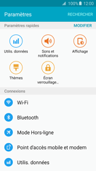 Samsung Galaxy S6 Edge - Bluetooth - Jumelage d