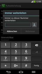 LG D955 G Flex - Anrufe - Rufumleitungen setzen und löschen - Schritt 7
