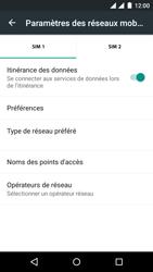 Wiko Rainbow Jam - Dual SIM - Internet - Désactiver du roaming de données - Étape 6