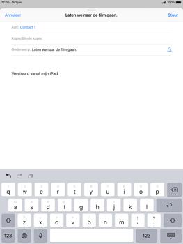 Apple ipad-mini-5-7-9-inch-2019-model-a2124 - E-mail - Hoe te versturen - Stap 7