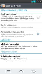 LG G2 (D802) - Resetten - Fabrieksinstellingen terugzetten - Stap 6