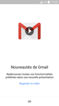 Samsung Galaxy Note 4 - E-mail - 032a. Email wizard - Gmail - Étape 5