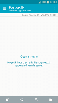 Samsung Galaxy Note 4 4G (SM-N910F) - E-mail - 032b. Email wizard - Yahoo - Stap 5