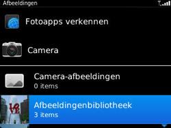 BlackBerry 9320 Curve - MMS - Afbeeldingen verzenden - Stap 10
