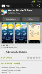 Samsung Galaxy Note II - Apps - Installieren von Apps - Schritt 17