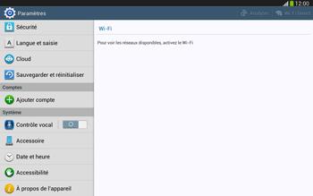 Samsung Galaxy Tab 3 10-1 LTE - Logiciels - Installation de mises à jour - Étape 5