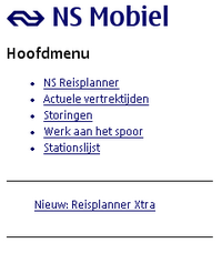 Nokia N95 - Internet - populaire sites - Stap 8