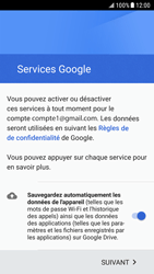 Samsung Galaxy S6 - Android Nougat - E-mail - 032a. Email wizard - Gmail - Étape 14