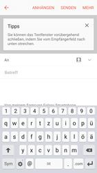 Samsung G920F Galaxy S6 - Android M - E-Mail - E-Mail versenden - Schritt 5