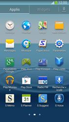 Samsung I9300 Galaxy S III - Applications - Télécharger des applications - Étape 4