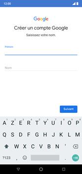 Nokia 7.1 - Applications - Créer un compte - Étape 7