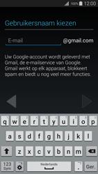 Samsung I9195i Galaxy S4 mini VE - Applicaties - Account aanmaken - Stap 7