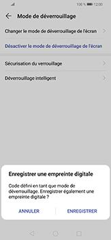 Huawei P30 lite - Sécuriser votre mobile - Activer le code de verrouillage - Étape 8