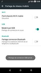 HTC Desire 650 - Internet et connexion - Utiliser le mode modem par USB - Étape 9