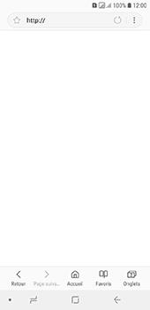 Samsung Galaxy A6 - Internet - navigation sur Internet - Étape 15