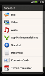HTC Desire X - E-Mail - E-Mail versenden - 10 / 16