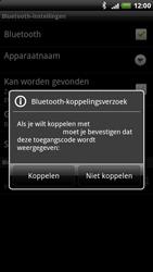 HTC X515m EVO 3D - Bluetooth - Headset, carkit verbinding - Stap 8
