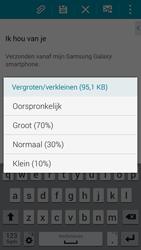 Samsung Galaxy K Zoom 4G (SM-C115) - E-mail - Hoe te versturen - Stap 17