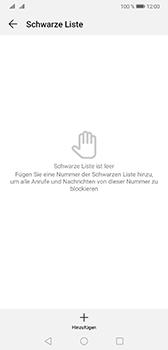 Huawei Mate 20 - Anrufe - Anrufe blockieren - 7 / 12