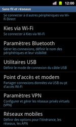 Samsung I8160 Galaxy Ace II - MMS - Configuration manuelle - Étape 5