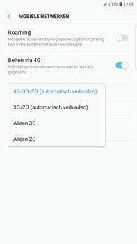 Samsung Samsung G928 Galaxy S6 Edge + (Android N) - Netwerk - Wijzig netwerkmodus - Stap 7
