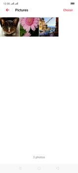 Oppo Reno 2 - Photos, vidéos, musique - Envoyer une photo via Bluetooth - Étape 8