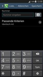 Samsung I9301i Galaxy S III Neo - Anrufe - Anrufe blockieren - Schritt 9