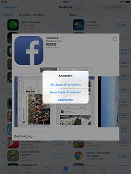 Apple iPad Mini 4 - Apps - Konto anlegen und einrichten - 18 / 35