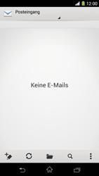 Sony Xperia Z1 - E-Mail - Konto einrichten - 19 / 21