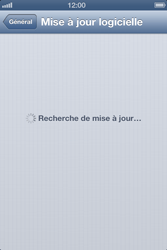 Apple iPhone 4 - Logiciels - Installation de mises à jour - Étape 7
