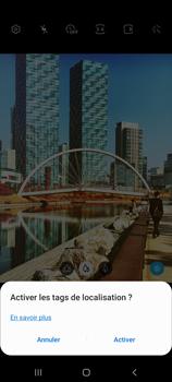 Samsung Galaxy S20 Ultra - Photos, vidéos, musique - Créer une vidéo - Étape 4
