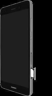 Huawei P8 Lite - SIM-Karte - Einlegen - Schritt 5