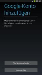 Samsung Galaxy Mega 6-3 LTE - Apps - Konto anlegen und einrichten - 4 / 25