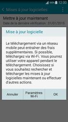 Samsung A300FU Galaxy A3 - Appareil - Mises à jour - Étape 8