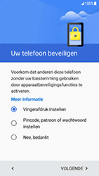 Samsung G930 Galaxy S7 - Android Nougat - Toestel - Toestel activeren - Stap 22