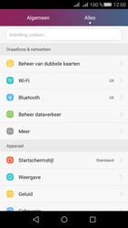 Huawei Huawei Y5 II - Netwerk - Wijzig netwerkmodus - Stap 3