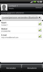 HTC A9191 Desire HD - contacten, foto