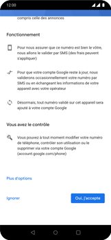OnePlus 7 Pro - Applications - Créer un compte - Étape 14