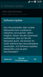 Samsung Galaxy S 5 - Software - Installieren von Software-Updates - Schritt 8